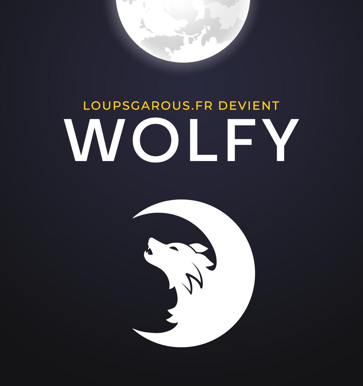 Visuel nouveau nom de LoupsGarous